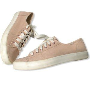 Keds Shimmery Pink Sneakers-Sz 6.5